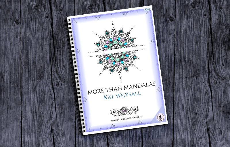 More Than Mandalas Book