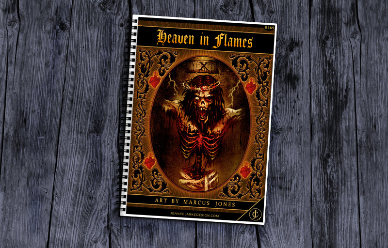 Heaven in Flames Book