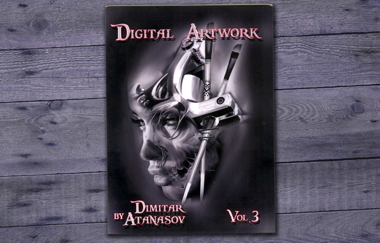 Dimitar's Digital Artwork Vol 3 Book
