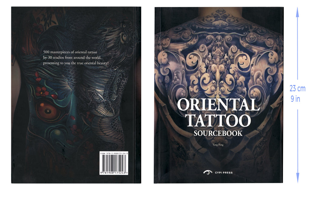 ddddddOriental Tattoo Sourcebook