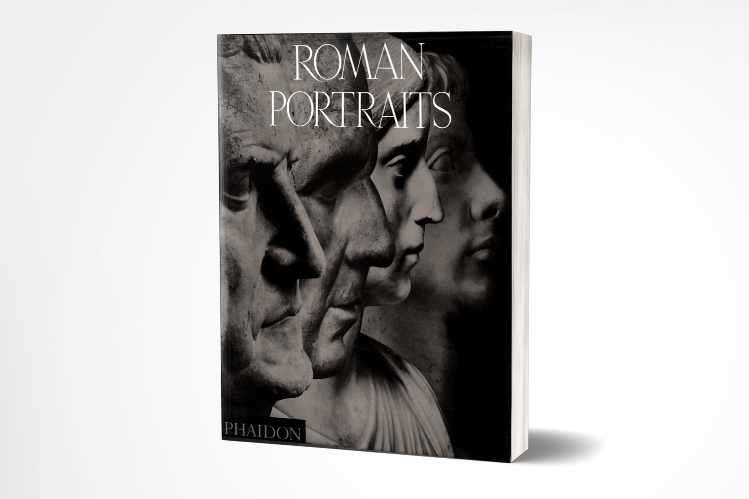 Roman Portraits Book