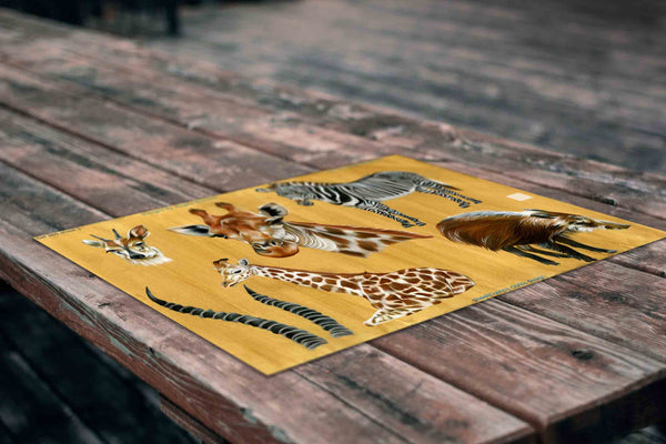 African Wildlife Set