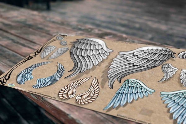 All Kinds Of Wings Set