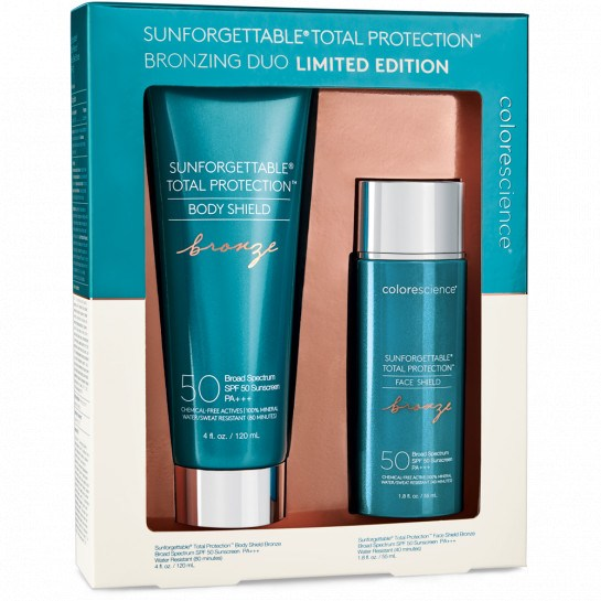 Sunforgettable® Total Protection™ Bronzing Duo