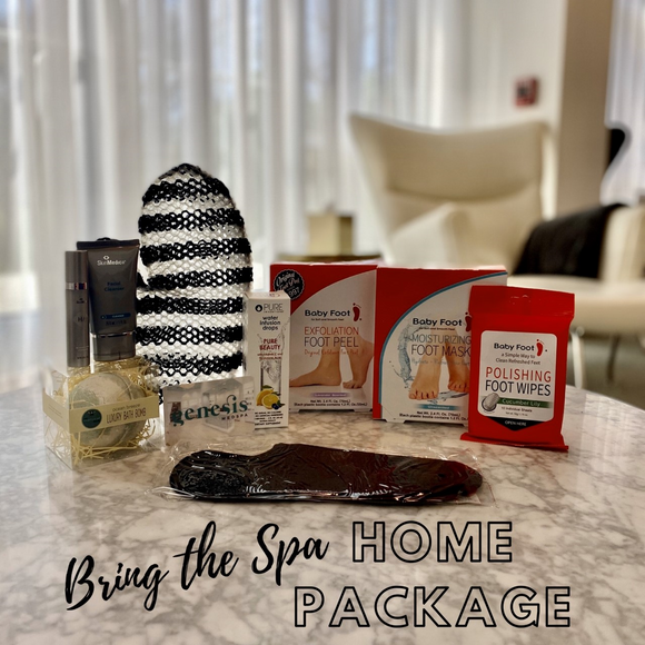 Bring the Spa Home Package
