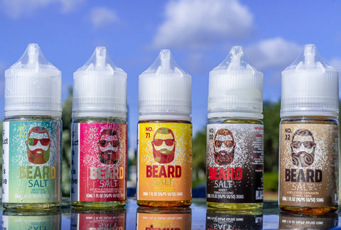 Beard Salt E-Juice | USA Vape Inc.