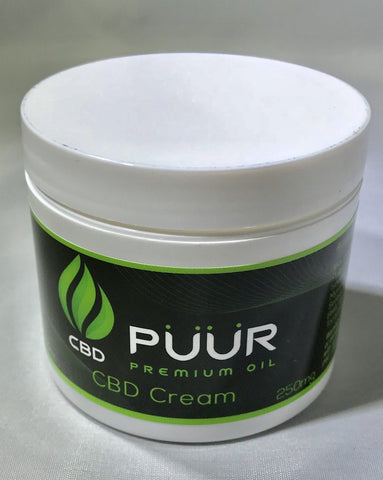 Puur CBD Cream | USA Vape Inc.