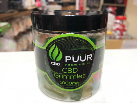 Puur CBD Gummies | USA Vape Inc.