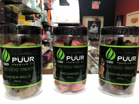 Puur CBD Dog Treats | USA Vape Inc.