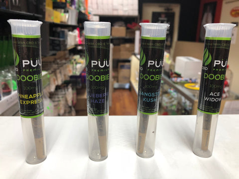 Puur CBD 100mg Doobies | USA Vape Inc.