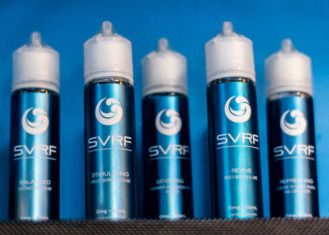 Saveur Vape SVRF Blue E-Juice - USA Vape