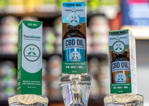 Green Roads CBD Oil | USA Vape Inc.