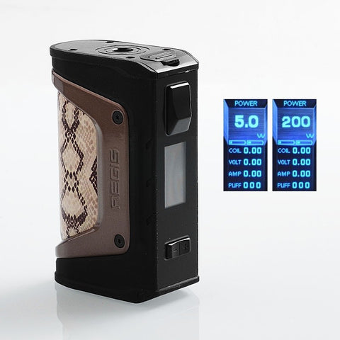 Geek Vape Aegis Legend Mod 200w | USA Vape Inc.