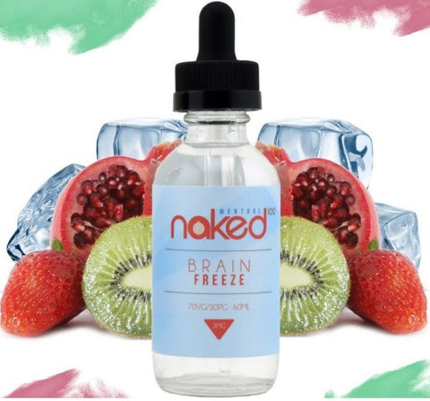 Naked 100 Menthol E-Juice | USA Vape Inc.