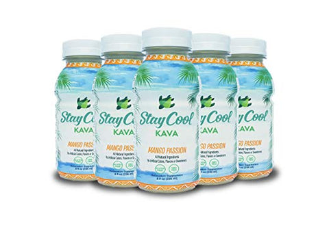 Stay Cool Kava Mango Passion - USA Vape