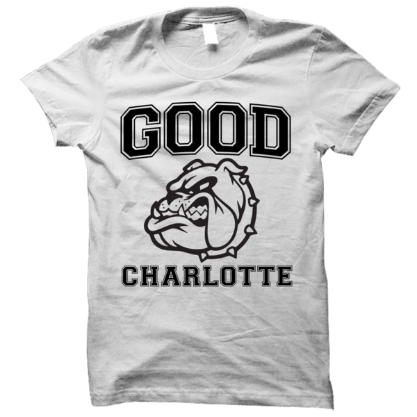 Collegiate White Tee