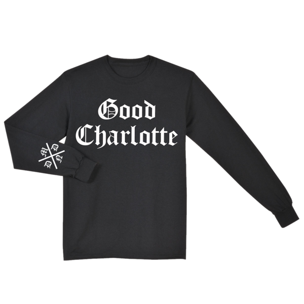 Old Font Long Sleeve