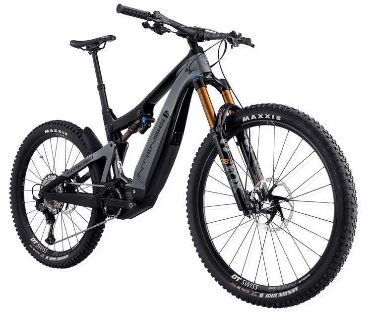 "2021 TAZER BIKES E-PERFORMANCE / 29"" / 155mm Pro Grey/Black S"