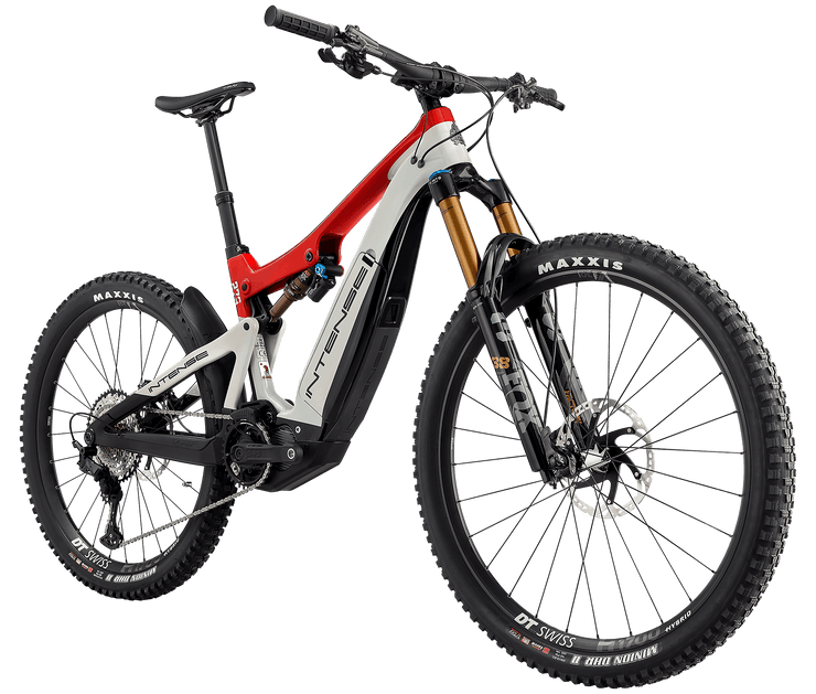 "2021 TAZER BIKES E-PERFORMANCE / 29"" / 155mm Pro Red S"