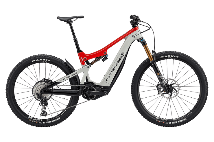 "2021 TAZER BIKES E-PERFORMANCE / 29"" / 155mm"