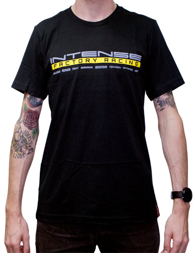 Intense Factory Racing Tee