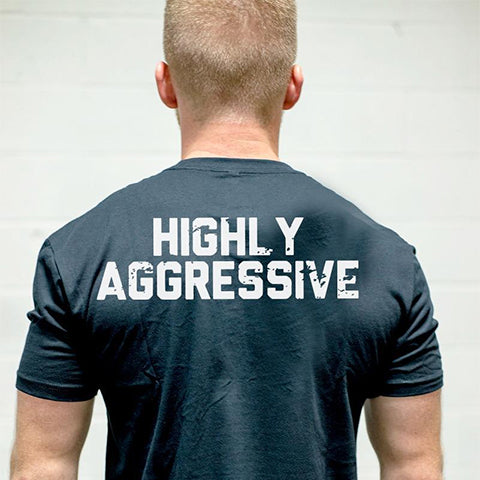 Highly Aggressive Men's T-Shirt & Tank