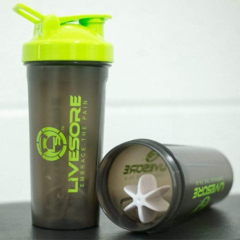 LiveSore Shaker Bottle