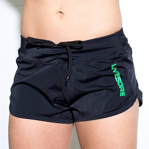 LiveSore Women's Speed Shorts