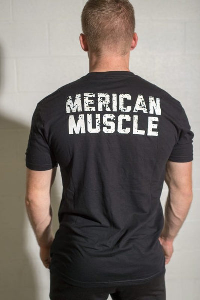 MERICAN Muscle Men's T-Shirt & Tank