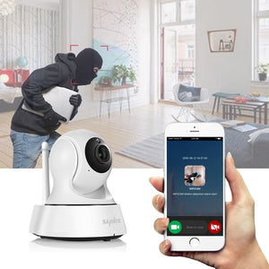 Mini Wireless IP Camera with Night Vision - Home Surveillance /Baby Monitor - TrendyGiftIdea