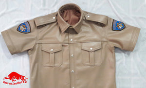 TAURUS LEATHER CHP Uniform Cow Leather