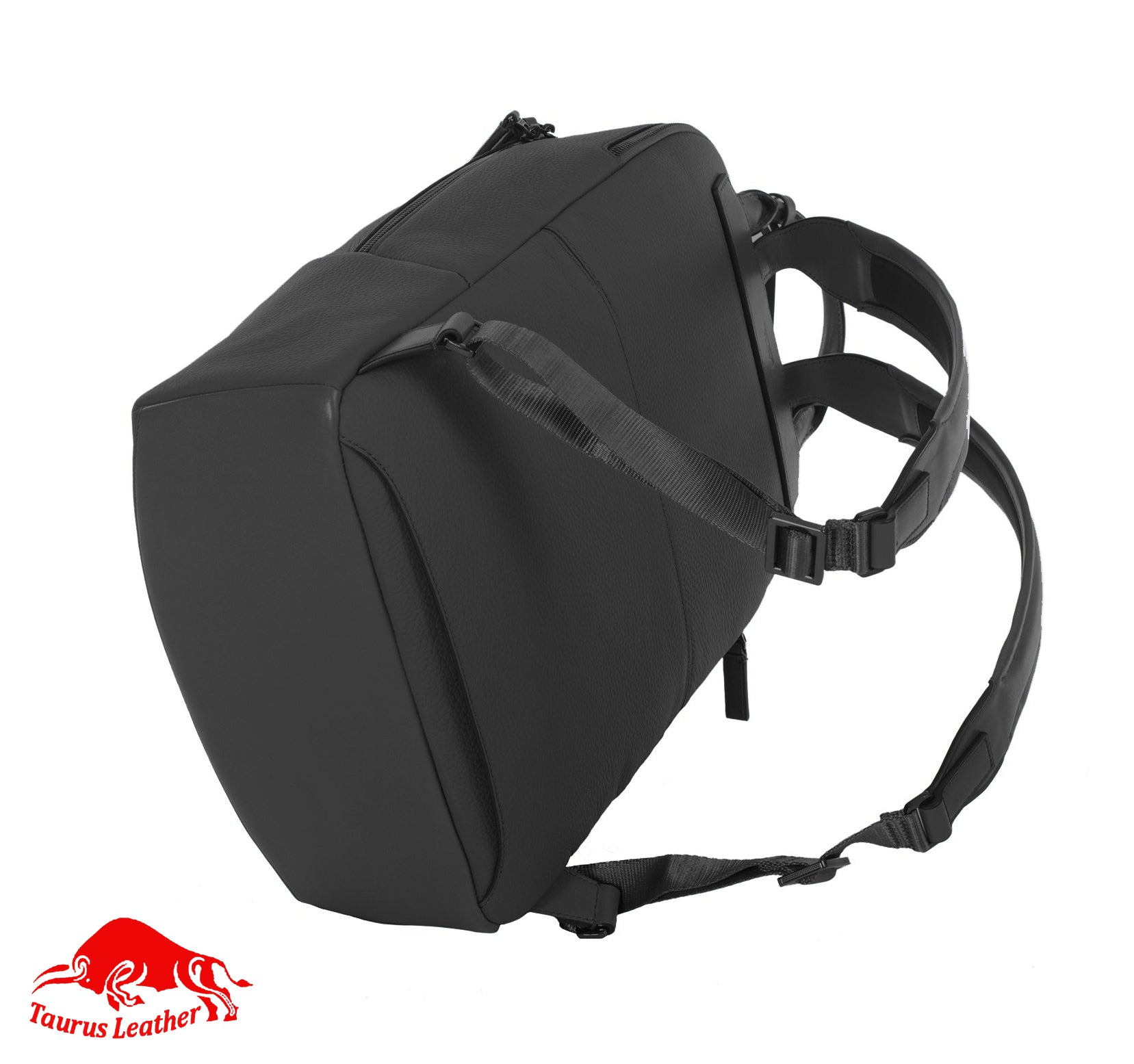 TAURUS LEATHER Top Grain Cow Leather Bag Pack