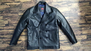 TAURUS LEATHER Sheep Leather Coat