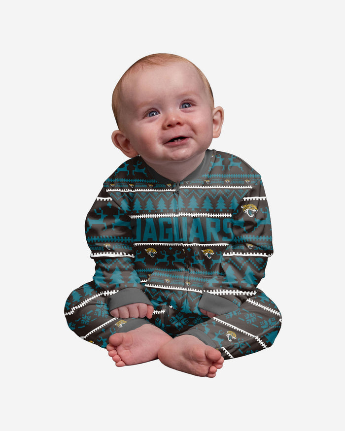 Jacksonville Jaguars Infant Family Holiday Pyjamas FOCO 12M - FOCO.com | UK & IRE