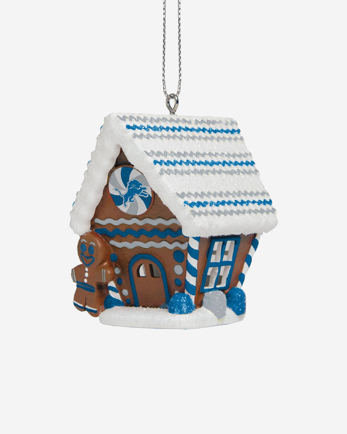Detroit Lions Gingerbread House Ornament FOCO - FOCO.com | UK & IRE