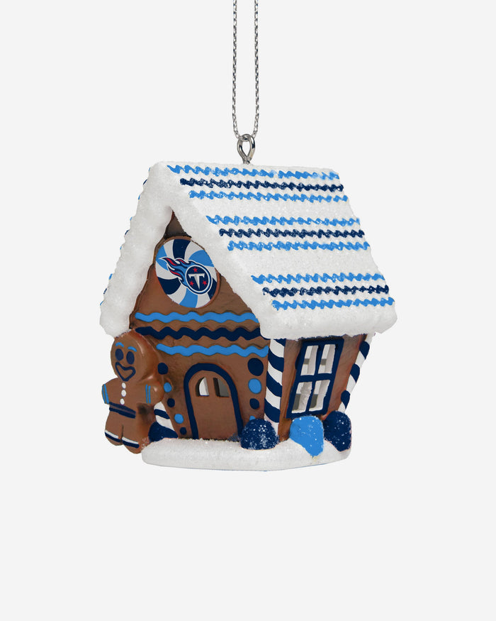 Tennessee Titans Gingerbread House Ornament FOCO - FOCO.com | UK & IRE
