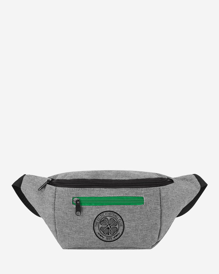 Celtic FC Grey Bum Bag FOCO - FOCO.com | UK & IRE