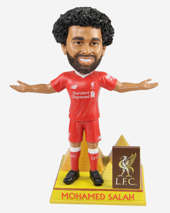 Mohamed Salah Liverpool FC Prince Of Egypt Bobblehead FOCO - FOCO.com | UK & IRE
