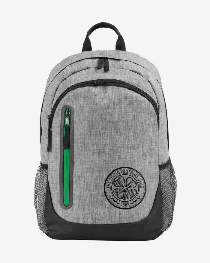 Celtic FC Grey Backpack FOCO - FOCO.com | UK & IRE