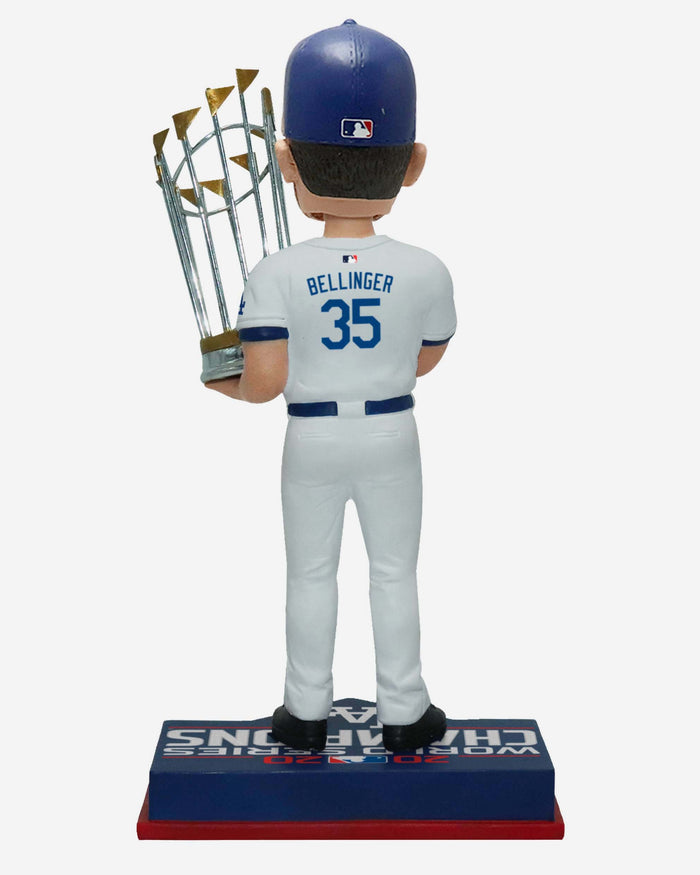 Cody Bellinger Los Angeles Dodgers 2020 World Series Champions Bobblehead FOCO - FOCO.com | UK & IRE