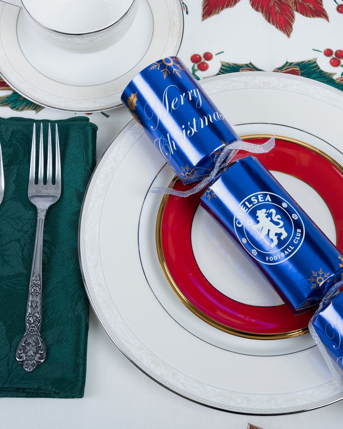 Chelsea FC 6 Pack Christmas Crackers FOCO - FOCO.com | UK & IRE