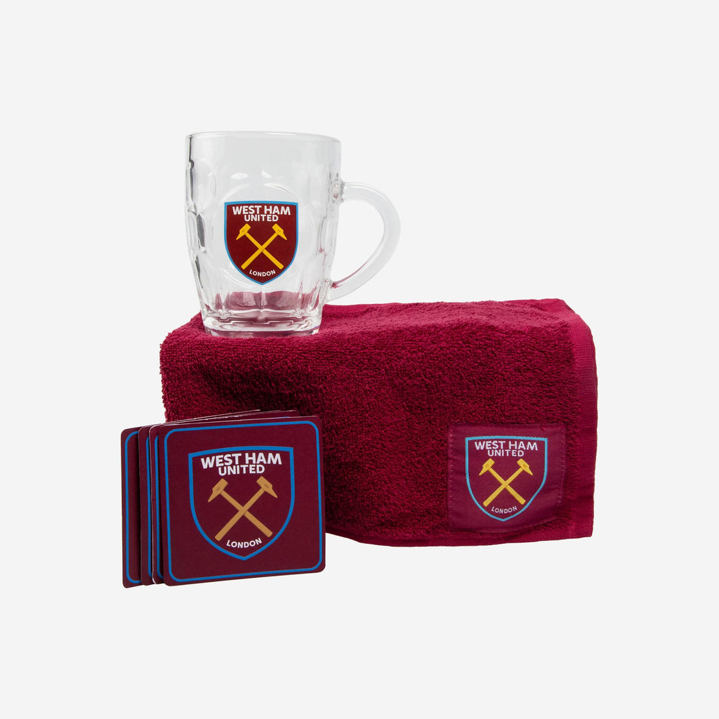 West Ham United FC Mini Bar Set FOCO - FOCO.com | UK & IRE