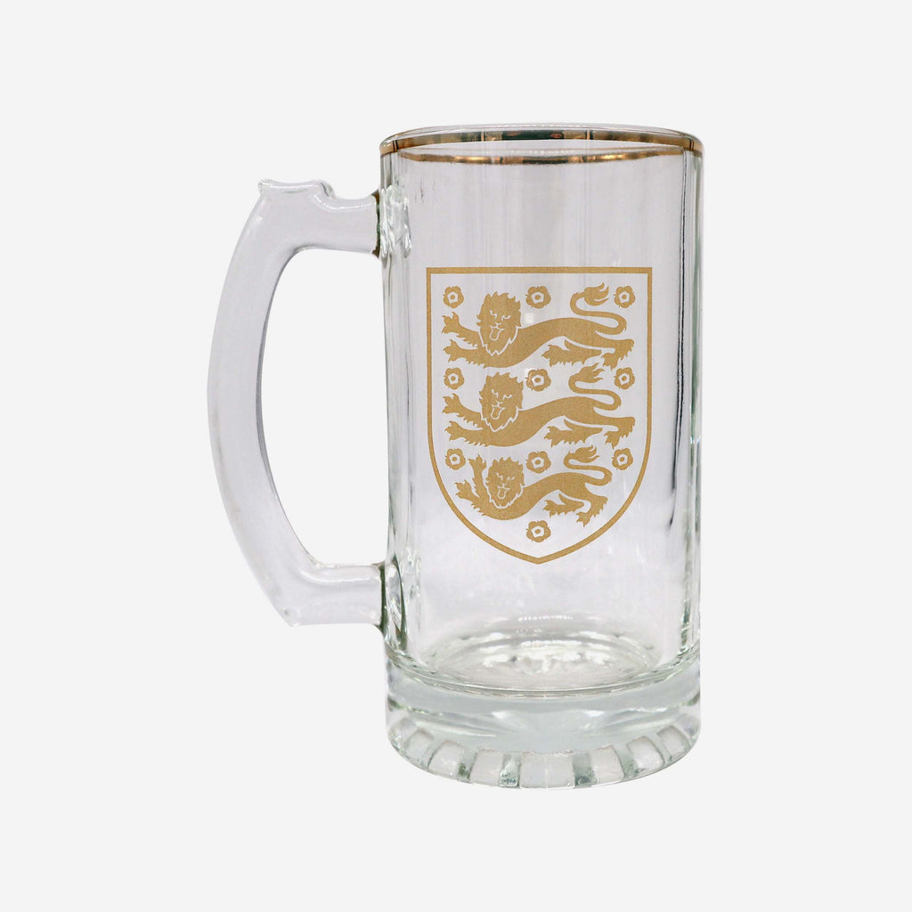 England Foil Stein Pint Glass FOCO - FOCO.com | UK & IRE