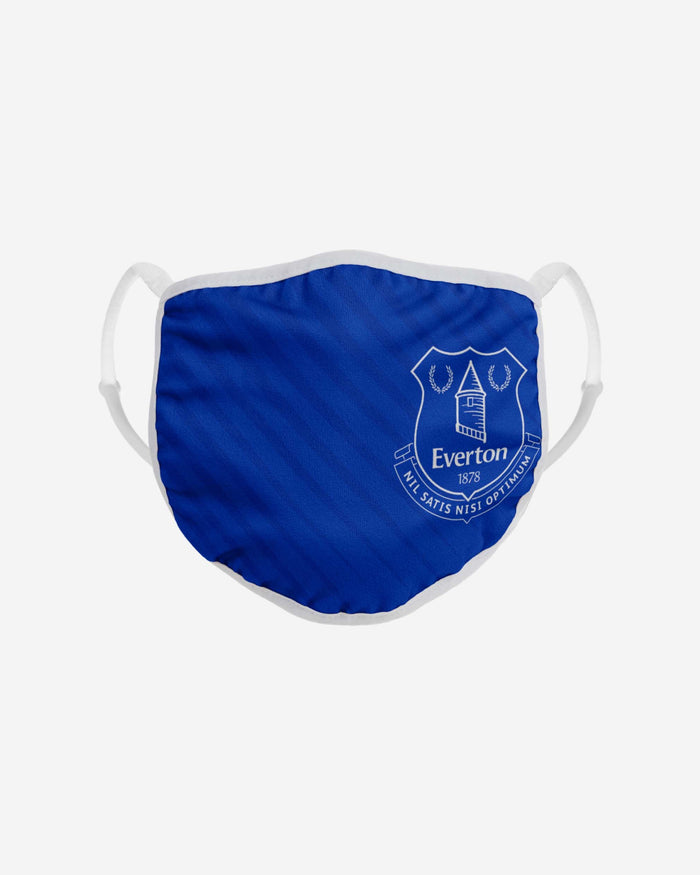 Everton FC Adjustable Home Kit Face Cover FOCO - FOCO.com | UK & IRE