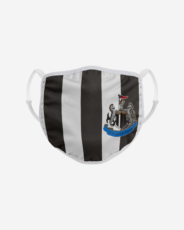 Newcastle United FC Adjustable Home Kit Face Cover FOCO - FOCO.com | UK & IRE