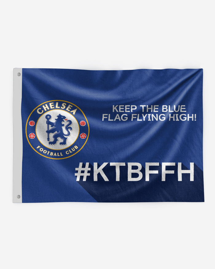 Chelsea FC Motivational Slogan Flag FOCO - FOCO.com | UK & IRE
