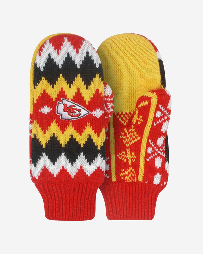 Kansas City Chiefs Mittens FOCO - FOCO.com | UK & IRE