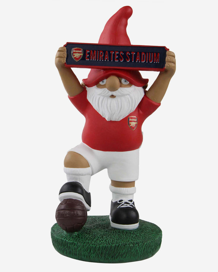 Arsenal FC Vintage Street Sign Gnome FOCO - FOCO.com | UK & IRE