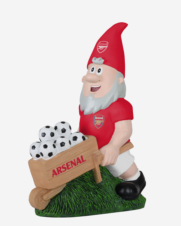 Arsenal FC Wheelbarrow Gnome FOCO - FOCO.com | UK & IRE