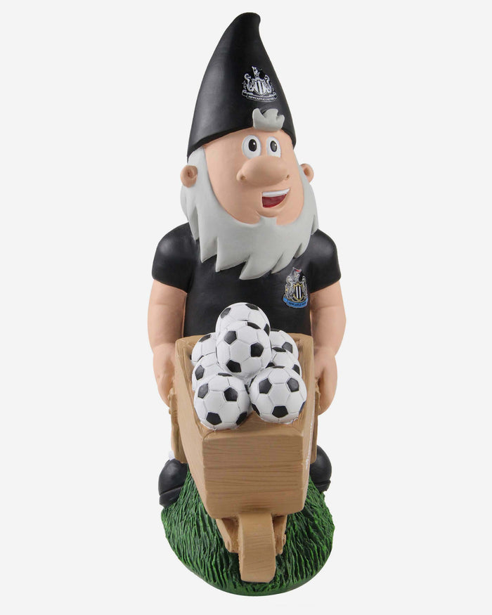 Newcastle United FC Wheelbarrow Gnome FOCO - FOCO.com | UK & IRE
